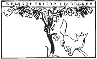 Weingut Friedrich Becker / Schweigen – Pfalz