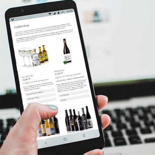Onlineshop News Weinhaus Heuser Weinverkauf Weingroßhandel Weinpräsente