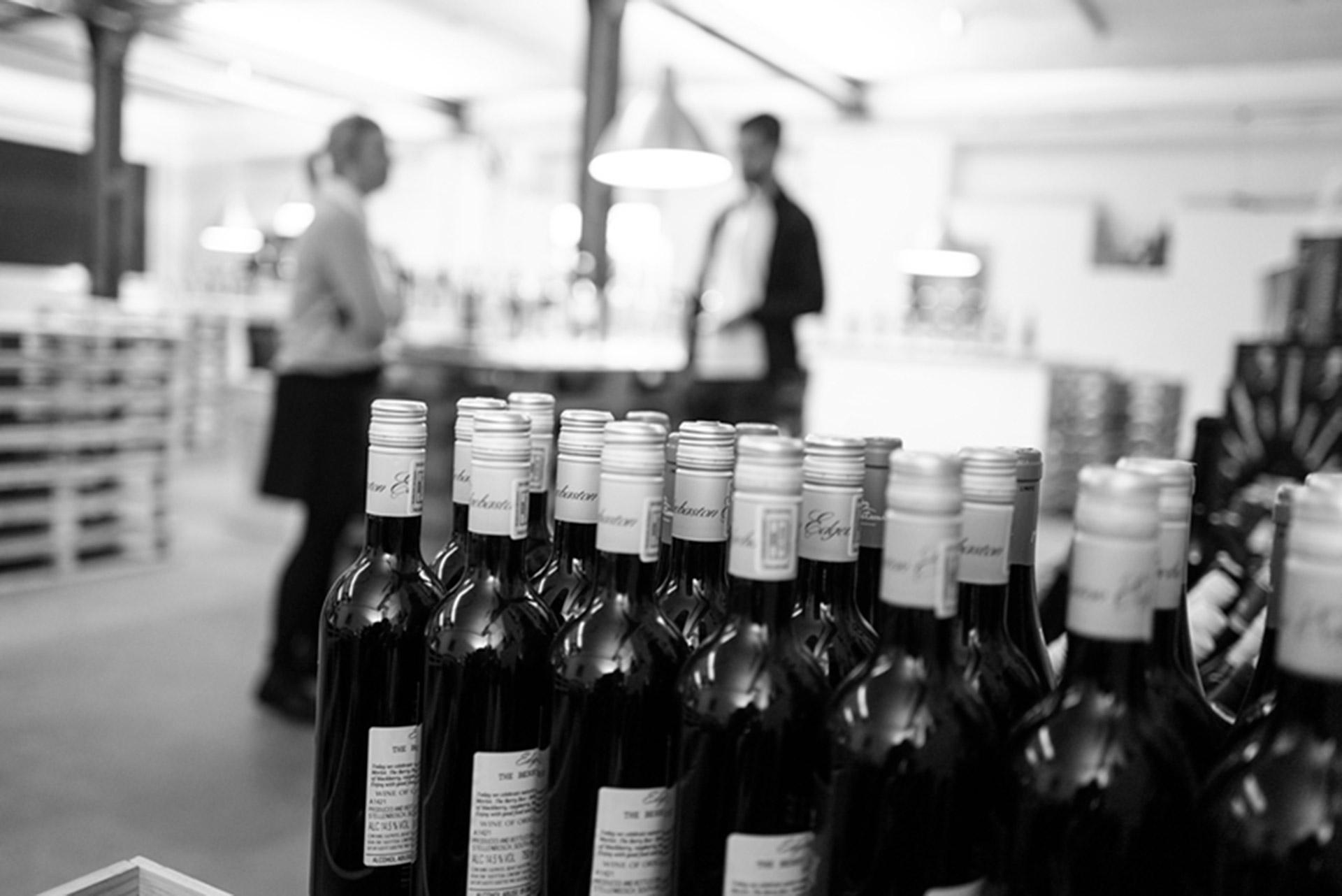 Tradition Weinhandel Gastronomie