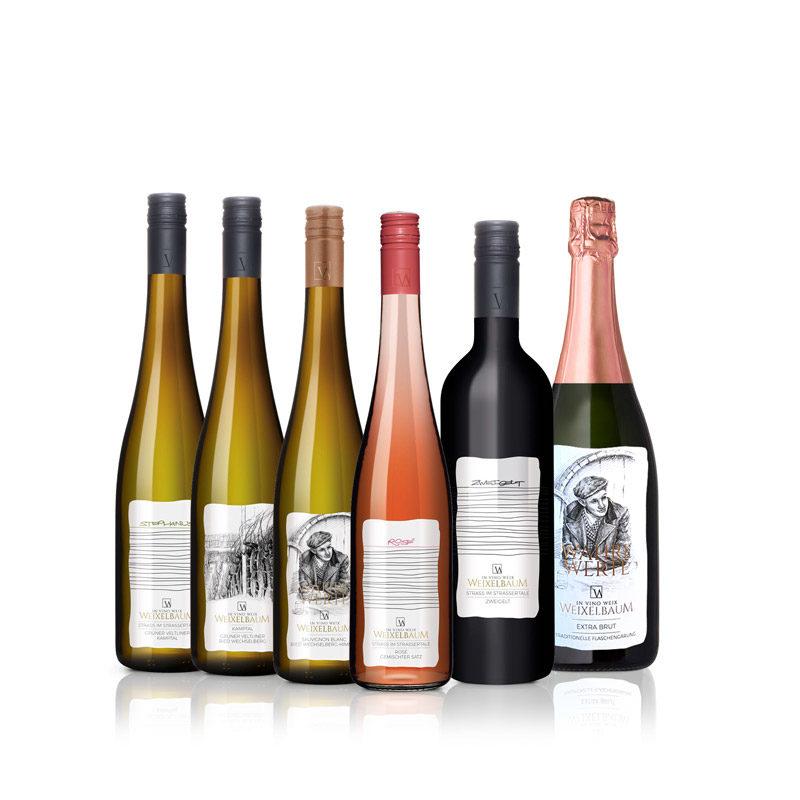 Weinpaket Weixelbaum Weinhandel Heuser