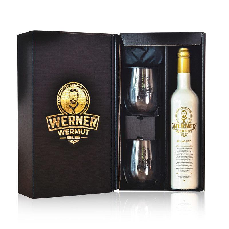 Werner Wermut Box Heuser Weinhandel Dillenburg