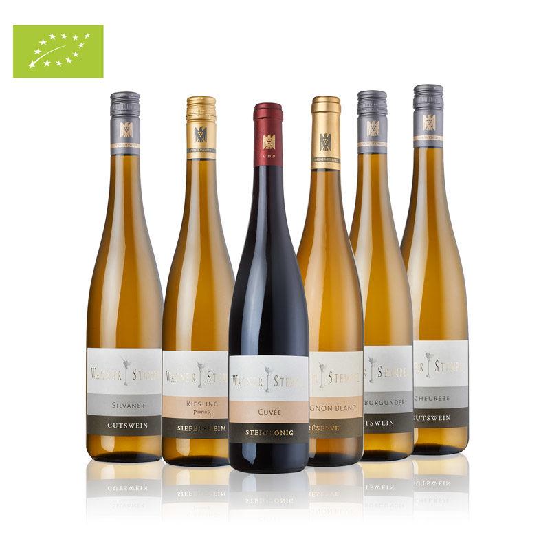 Wagner Stempel Weinhaus Heuser Weingeschenk