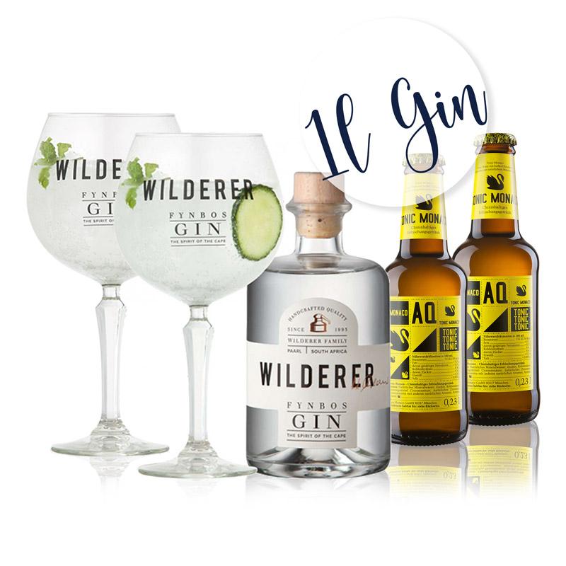 Gin Tonic Paket Weinhaus Heuser Geschenk