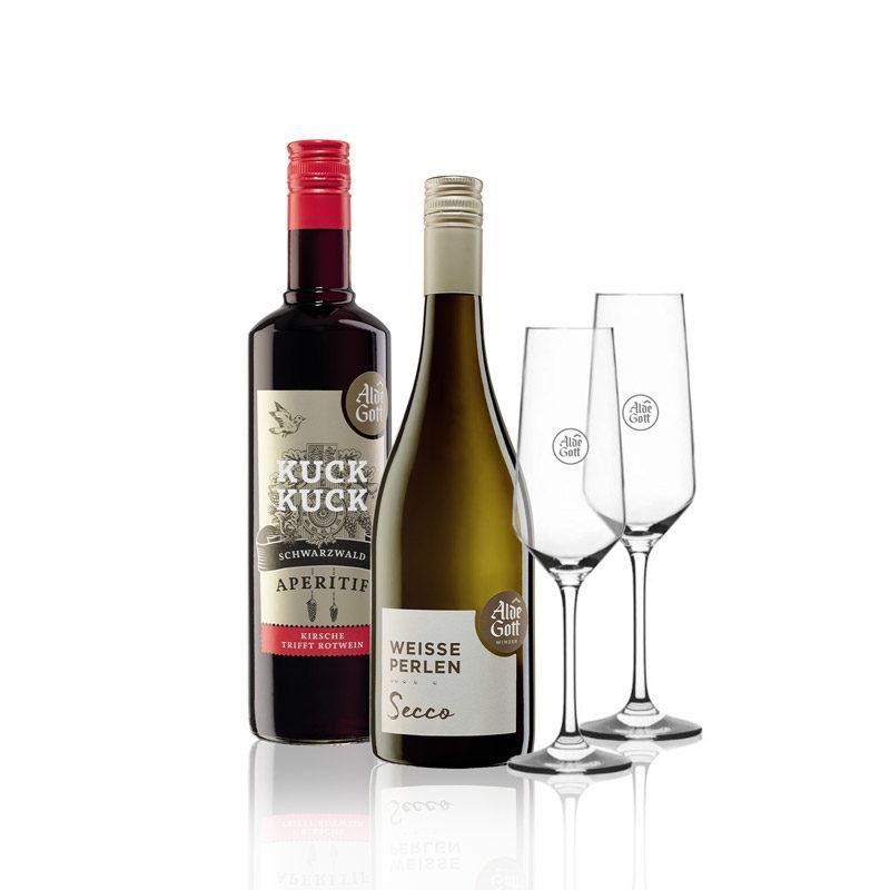 Kuck Kuck Weinpaket Weinhaus Heuser