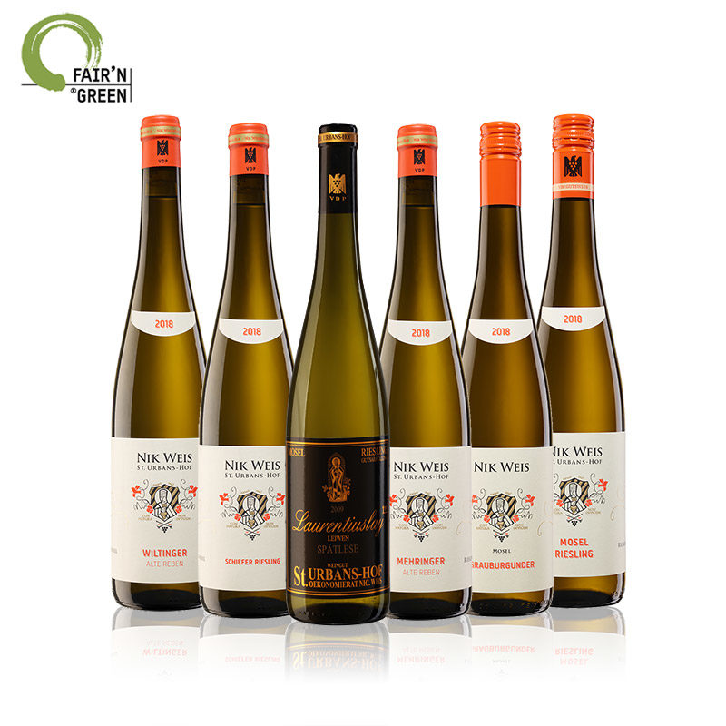 Weinpaket geschenk Weinhaus Heuser