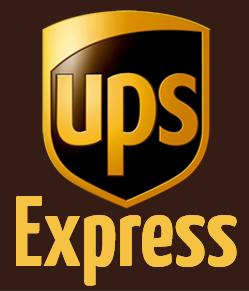 Ups Express Weinlieferung