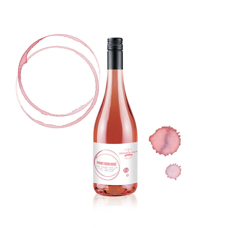 Pinot Noir Rose weinhaus Heuser edition